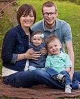 Pastor Jonah, Erin, Judah and Laney